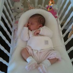 Cocoonababy.  it's like a tempur-pedic mattress for your little one!