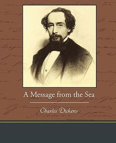 A Message from the Sea by Charles Dickens. #CybookReads #anydayreads