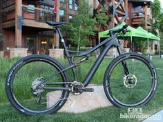 Cannondale Scalpel Black Inc. to Trail and Tango