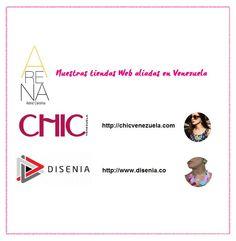 Te invitamos a conocer a nuestras tiendas aliadas online @chic_venezuela y @disenia_co donde podrás encontrar los mejores diseños  #arenabyastridcarolina con excelentes precios. Dale un vistazo❤