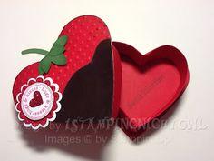Strawberry/heart box Anja Beckmann
