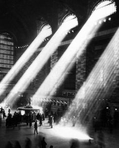 Doctor Who Poster new york city grand central station tardis dr who Tardis black and white NYC, Doctor Who print photography Vintage Photography, Street Photography, Photo D Art, Vintage New York, Central Station, Union Station, Ansel Adams, Light And Shadow, Black And White Photography