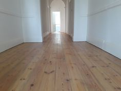 Restoration of wood floors - sand & sealed by Inspire Projects Hardwood Floors, Flooring, Interior Decorating, Interior Design, Tile Floor, Restoration, It Is Finished, Inspire, Projects