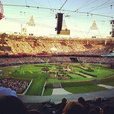 geokallos's photo of Olympic Stadium on Instagram
