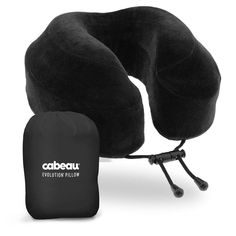 Cabeau Evolution Memory Foam Travel Pillow - The Best Neck Pillow with 360 Head and Neck Support ** Tried it! Click the image.(This is an affiliate link and I receive a commission for the sales) : Travel accessories Best Neck Pillow, Neck Pillow Travel, Travel Pillows, Neck Support Pillow, Support Pillows, Best Small Cars, Road Trip Essentials, Amazon Essentials, Travel Rewards