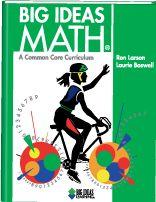 Big Ideas Math Online Textbooks Green 6th Grade Red 7th Grade