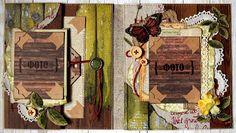 По следам проекта ФотоСкрапСмешение. 1,2,3 этапы. Scrapbooking, Painting, Art, Art Background, Painting Art, Kunst, Paintings, Performing Arts, Scrapbooks