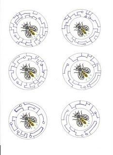Creature power suit bee disk