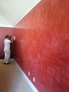 re venetian plaster Painting Textured Walls, Marble Painting, Faux Painting, Wall Painting Living Room, Paint Colors For Living Room, Room Paint, Asian Paint Design, Paint Designs, Wall Texture Design