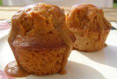 Muffins au caramel au beurre salé http://www.caramelaubeurresale.net/?p=1382