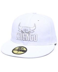New Era | Chicago Bulls Nba White Hot 5950 Fitted Hat