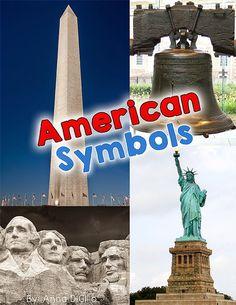 U.S American Symbols = FUN TIMES!