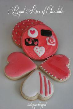 Box of Chocolates Cookie