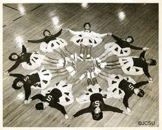 cheerlead idea, histor, cheer cheerlead, cheerlead cheerlead, bull cheerlead, vintag cheerlead, photo, vintag africanamerican