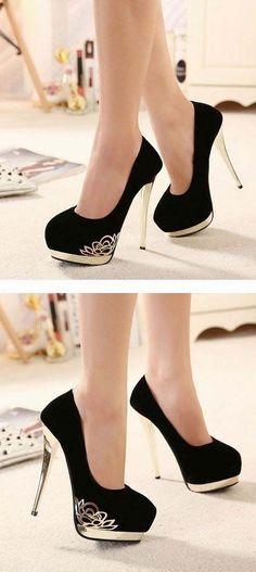 df8f6178efb7ea Women's Fashion, Fashion Shoes, Girl Outfits, Cute Outfits, Walking In Heels ,