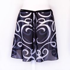 Ballet Skirt  Leggings Coverup by BowAndSparrowStudio on Etsy