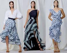Капсульная коллекция женской одежды Johanna Ortiz весна-лето 2018