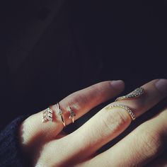 Adiloves: The MRP rings - Leandra Medine (Live Those Days Tonight.)