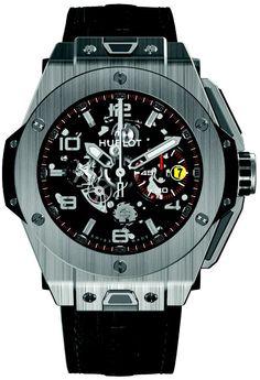 672b19e8876 Hublot Big Bang Ferrari Watches Hands-on