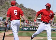 Trout and Freese