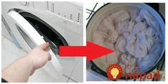 Laundry Hacks, Natural Healing, Washing Machine, Home Appliances, Cleaning, Diy, Origami, Laundry Tips, House Appliances