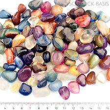 100 g Mini-Mix Trommelsteine ( 8 - 20 mm ) Brasilien TOP!!!