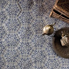 Seville Persian Blue