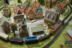Model train set | Flickr – 相片分享!