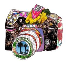 """picture this by Bianca Green  Art Print / MINI (9"""" x 8"""")  $16.00"""