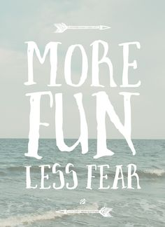 LostBumblebee ©2015 Free Printable : More FUN LESS FEAR : Personal use only. Printable Quotes, Art Journal Pages, Make Me Happy, Positive Thoughts, More Fun, Free Printables, Inspirational Quotes, Positivity, Messages