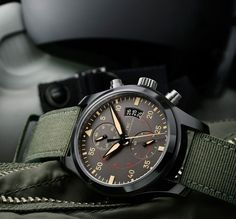 2012 Year of the High Flyers - IWC Pilots Watch