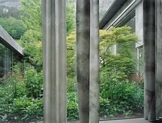 Zumthor House Courtyard