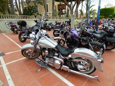 """Murcia Hot Rally – San Javier.  We are talking about one of the most important motorcycle meetings on the Levantine coast in #Spain. The event is called Murcia Hot Rally – San Javier, organized by """"#Murcia Chapter"""" and takes place on the seafront of Santiago de la Ribera. This year was on May 26-28. Registration for the #event is free, but if you want to have the pin, #t-shirt of the event....https://goo.gl/cq7Vnr  Book now and enjoy our Special #offer: #UK> 02036086013 #Spain> 968545204…"""