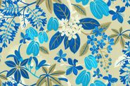HGTV HOME Outdoor Fabric- Fancy A Floral Lagoon