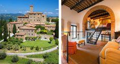 Castello Banfi Il Borgo Siena