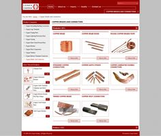 Copper braids and connectors by conexcoppe via slideshare