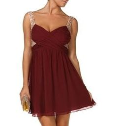 MAROON HOMECOMING DRESSES HELP! on The Hunt