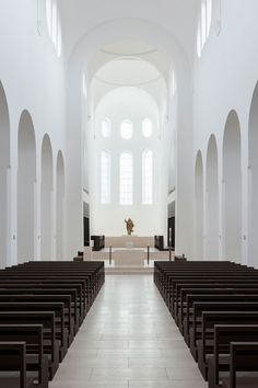 St Moritz Church by John Pawson | http://www.yellowtrace.com.au/take-me-to-church-religious-architecture/