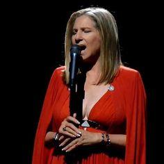 Barbra Streisand  Oct. 8, 2012