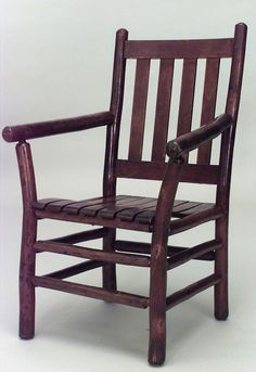 Rustic Old Hickory seating chair/arm chair hickory Antiques Online, Antiques For Sale, Outdoor Chairs, Outdoor Furniture, Outdoor Decor, Martinsville Indiana, Old Hickory, Antique Furniture, Armchair