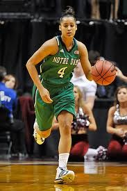 """Skylar Diggins Notre Dame. Like the Irish?  Be sure to check out and """"LIKE"""" my Facebook Page https://www.facebook.com/HereComestheIrish  Please be sure to upload and share any personal pictures of your Notre Dame experience with your fellow Irish fans!"""