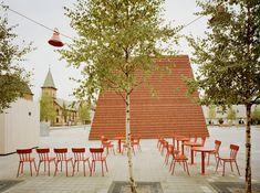 Brotorget by Karavan landskapsarkitekter « Landscape Architecture Works | Landezine