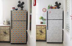 Dá pra ter quantas versões você quiser da sua geladeira! \o/