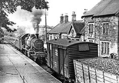 The Improving British Train Service - Getting the Most From It Abandoned Places, Abandoned Train, Abandoned Castles, Abandoned Mansions, Abandoned Buildings, Steam Trains Uk, Old Trains, Vintage Trains, Old Train Station