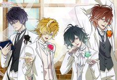 Diabolik Lovers ~Haunted dark bridal