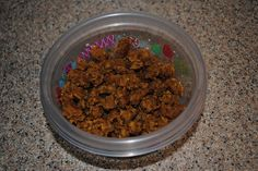 homemade baby puffs by Decorated11, via Flickr
