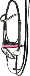 Horse Fashion Bridle. Oh pink!!!