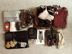 Here it is: ALL my stuff.