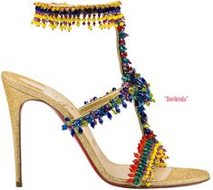 Christian Louboutin Spring 2015 Collection