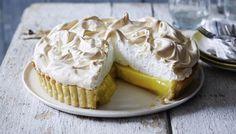 Mary Berry's Lemon Meringue Pie  http://www.bbc.co.uk/food/recipes/marys_lemon_meringue_pie_02330